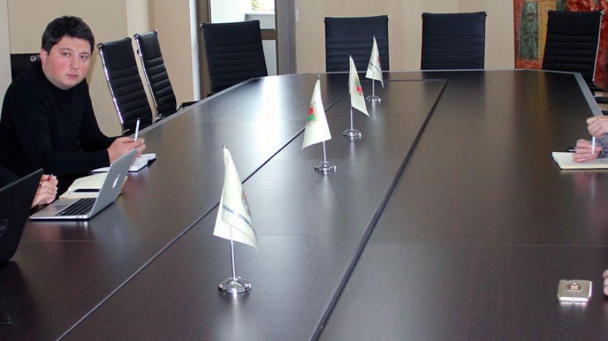 სამუშაო შეხვედრა საერთაშორისო პროექტის ,,INTEGRITY''-სფარგლებში