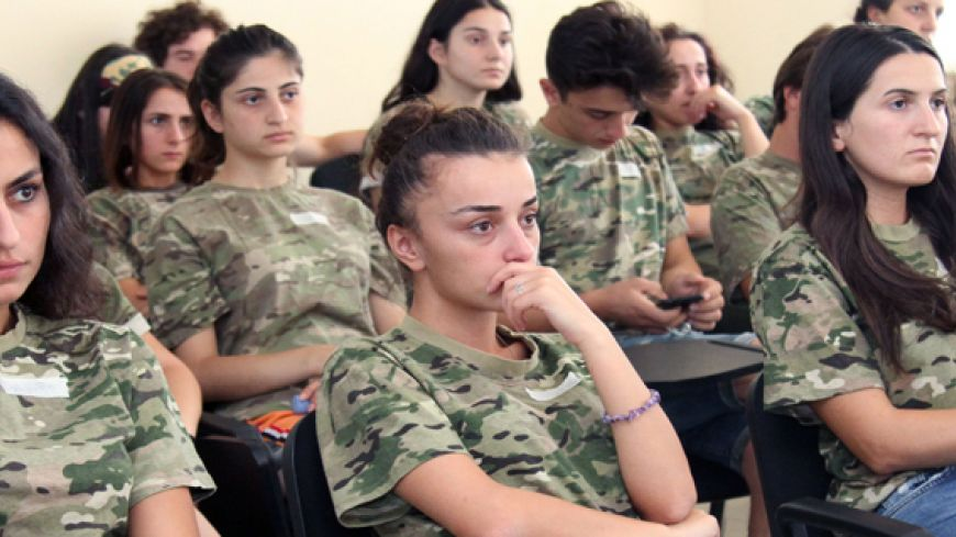 National Defence Academy Hosts the Second Shift of the Summer School